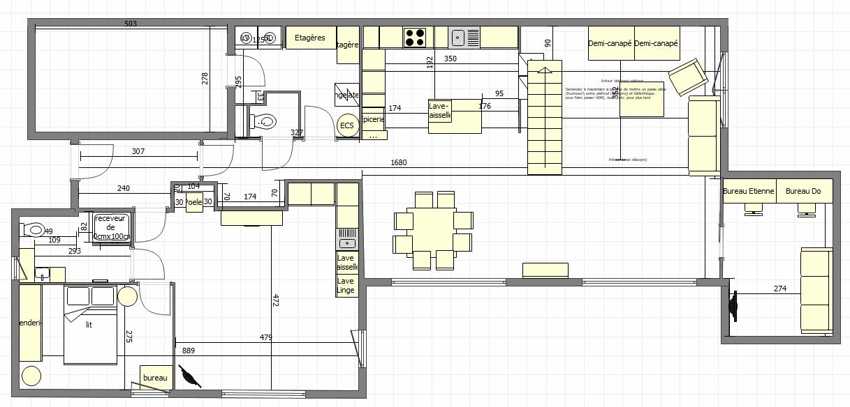 Plan De Maison Tri Generation Construction De Nos Maisons Rt2012