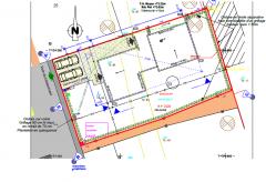 r cup ration caution lotissement la fin de la construction notre maison rt2012 par trecobat. Black Bedroom Furniture Sets. Home Design Ideas