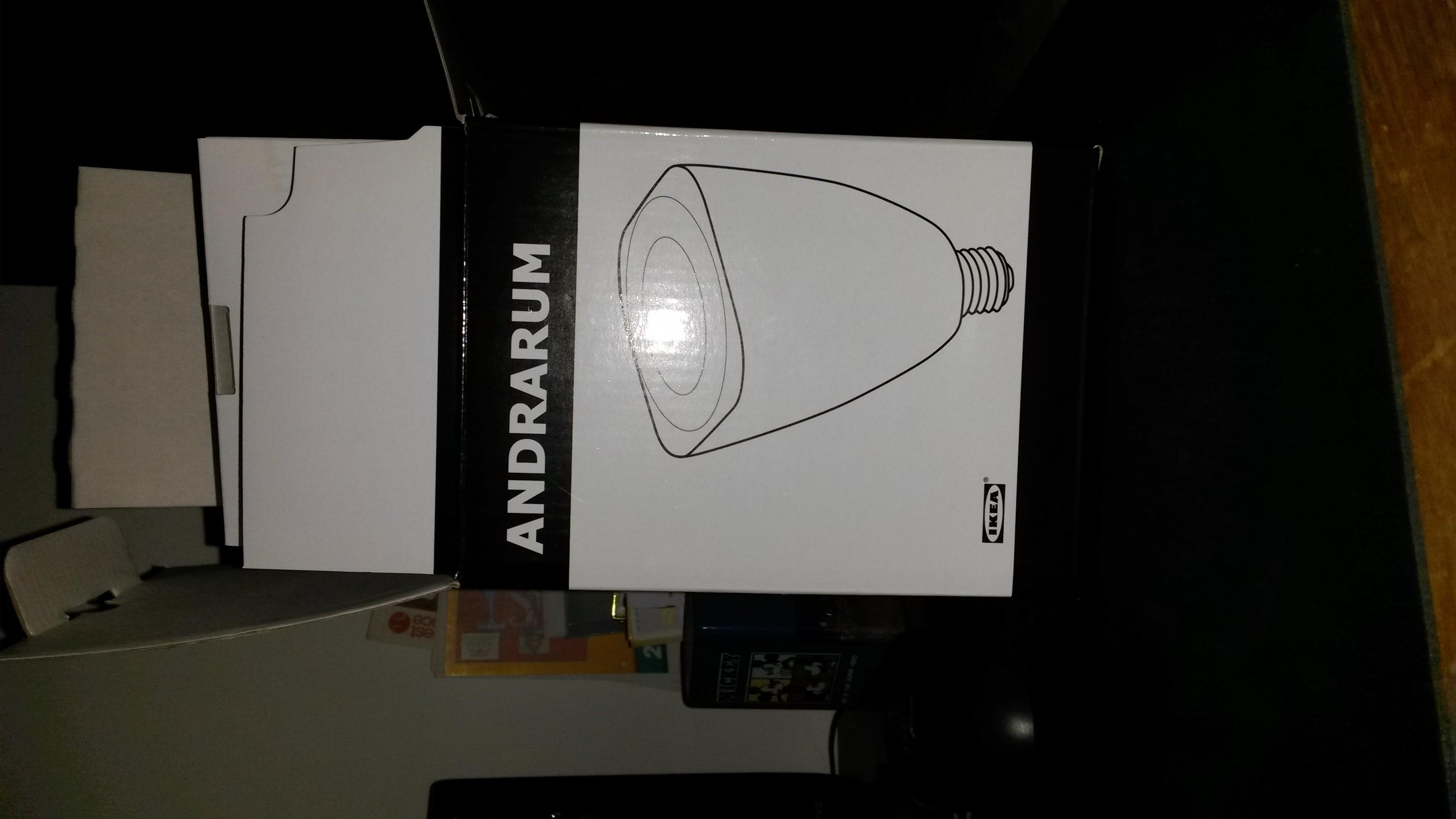 andrarum l 39 ampoule musicale abordable d 39 ikea notre maison rt2012 par trecobat. Black Bedroom Furniture Sets. Home Design Ideas