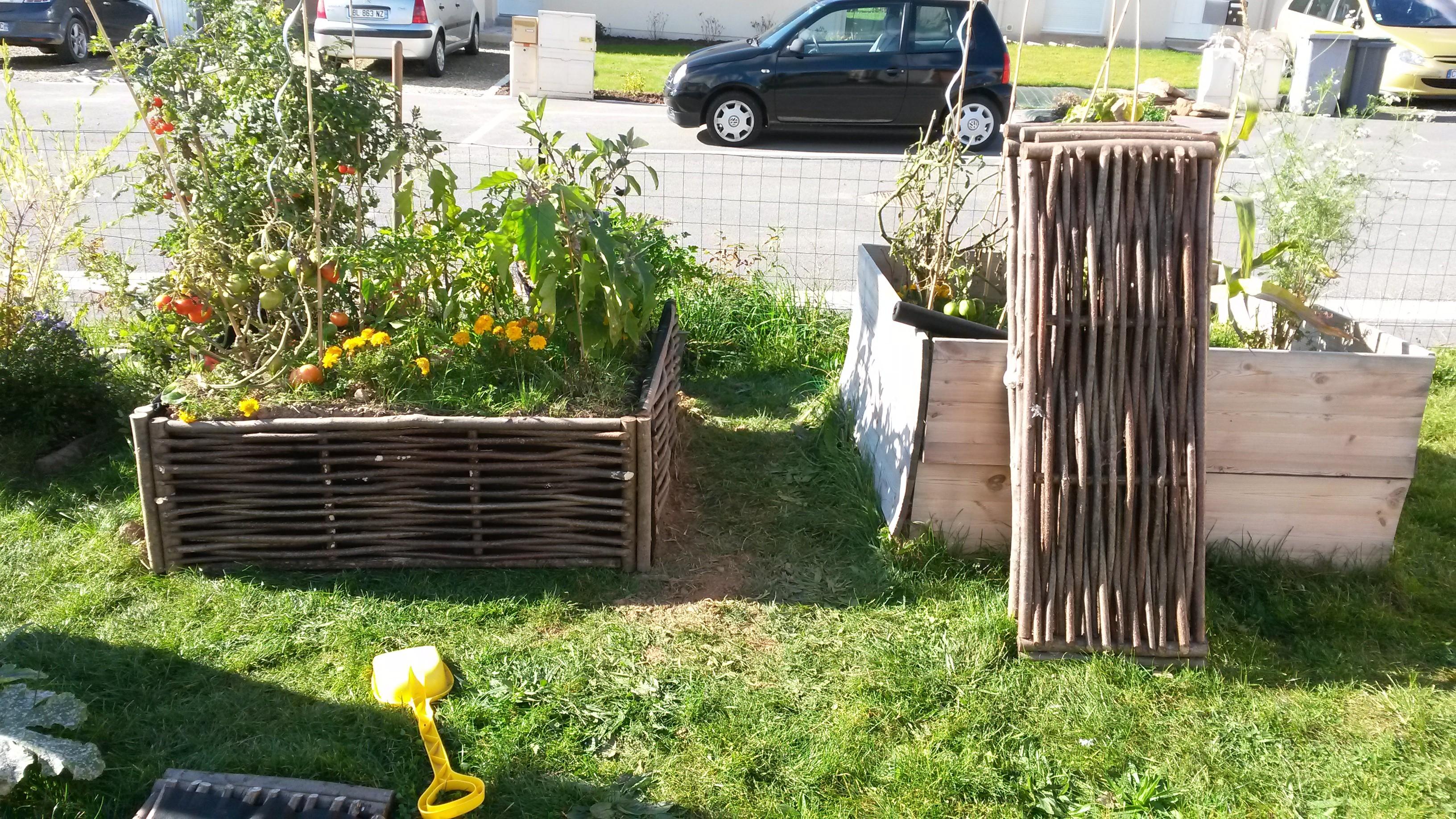 R cup rateur d 39 eau de pluie jardiland for Arrosage jardin potager