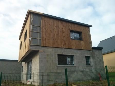 Maison hors d 39 air hors d 39 eau notre maison rt2012 par for Agrandissement maison hors d eau hors d air
