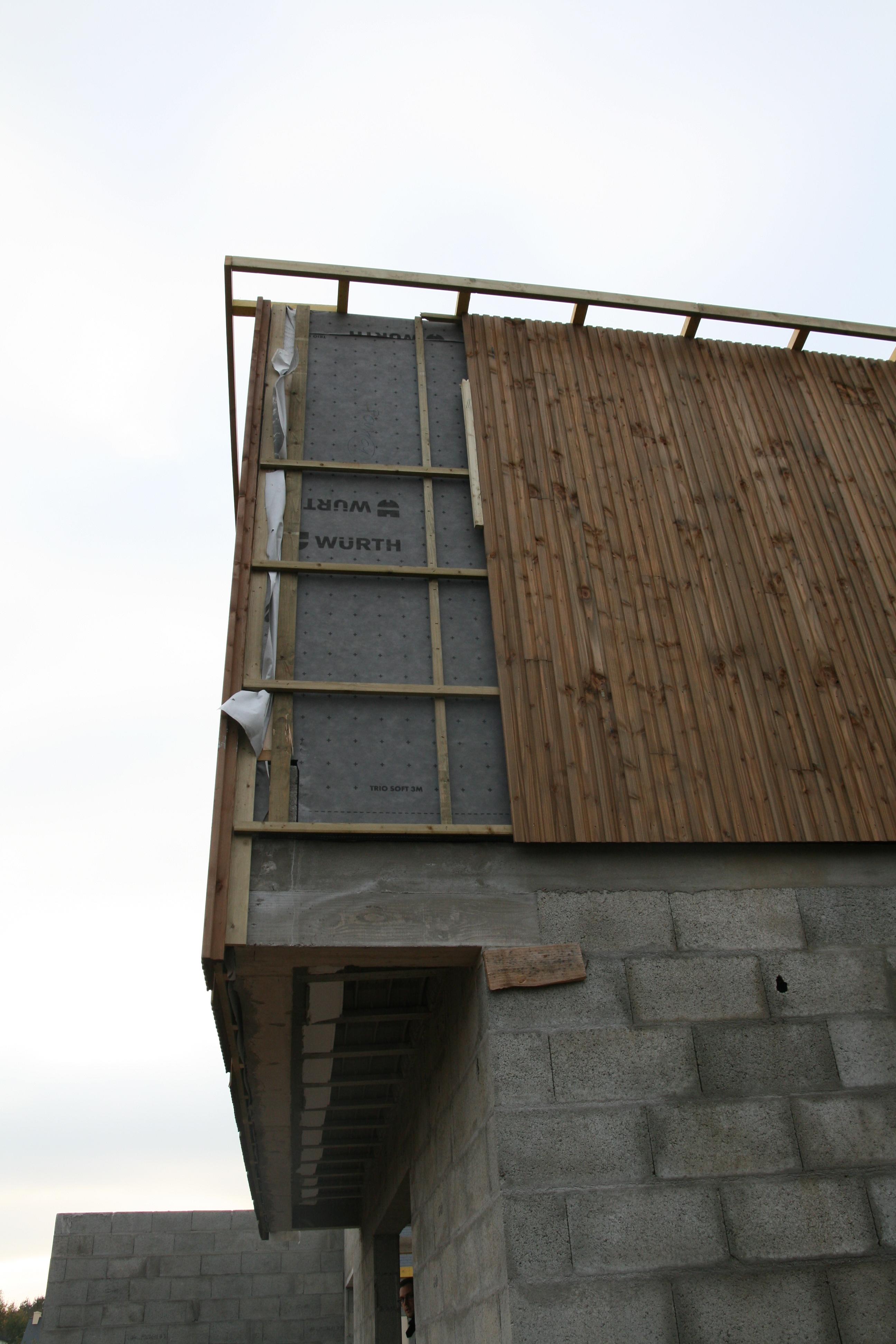 histoire d 39 un pont thermique rt2012 notre maison rt2012 par trecobat. Black Bedroom Furniture Sets. Home Design Ideas