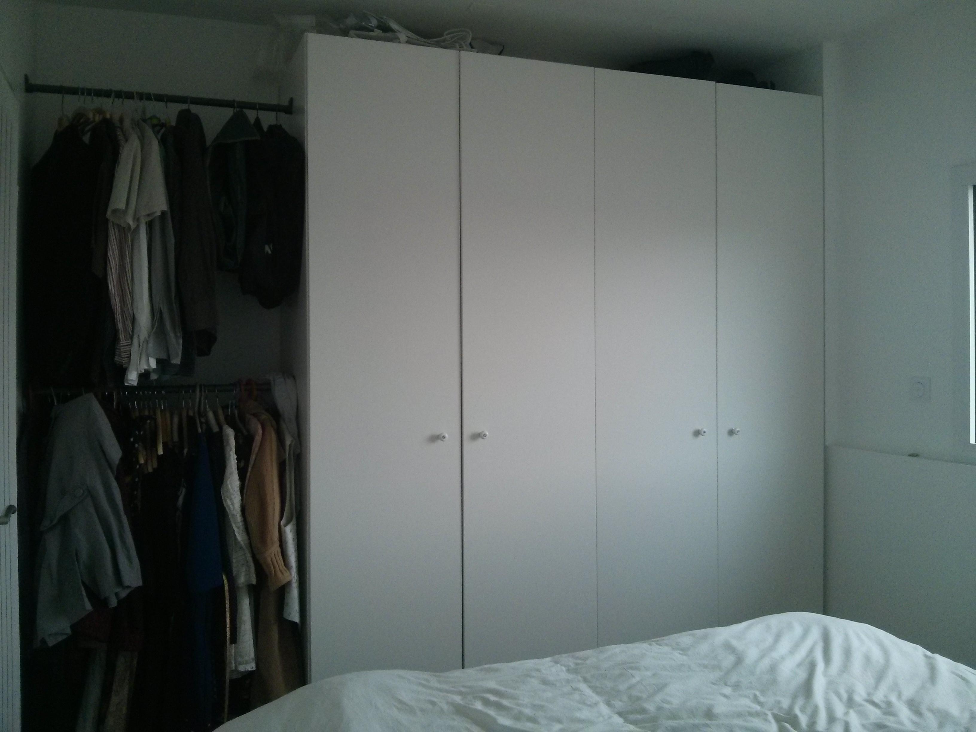 Décorer Sa Penderie Ikea Pax Notre Maison Rt2012 Par Trecobat