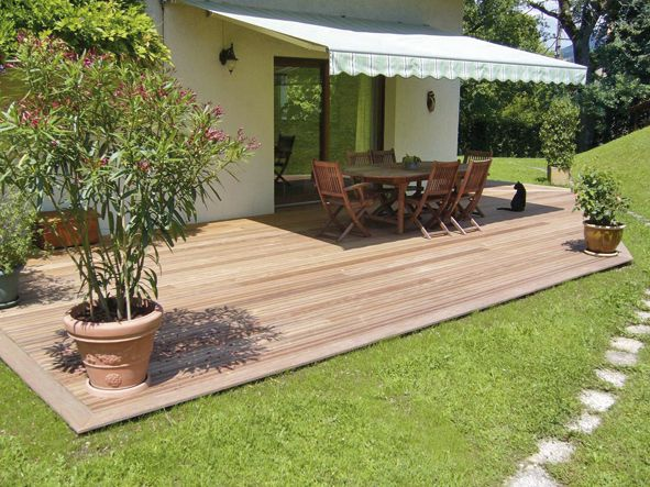 Quand Faire Sa Terrasse ? Idees De Conception De Maison