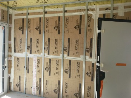 avancement du chantier notre maison rt2012 par trecobat. Black Bedroom Furniture Sets. Home Design Ideas