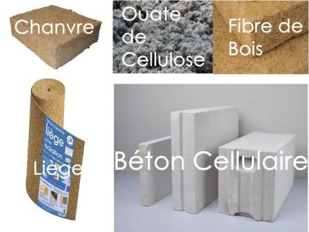 Zoom sur les mat riaux de construction cologiques notre for Materiaux de construction de maison