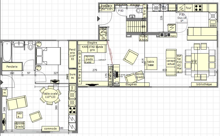 projet de maison kangourou ou maison solidaire nos plans notre maison rt2012 par trecobat. Black Bedroom Furniture Sets. Home Design Ideas