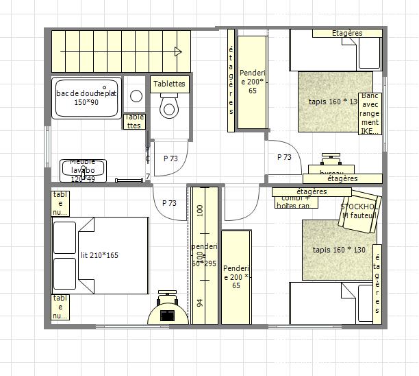 Plan maison trecobat maison moderne for Modele maison trecobat